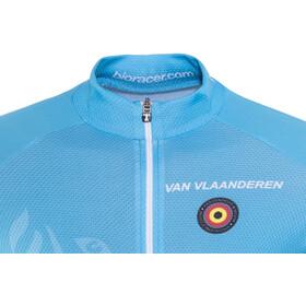 Bioracer Van Vlaanderen Pro Race Jersey Herren blue